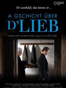 A Gschicht über d'Lieb Trailer DF