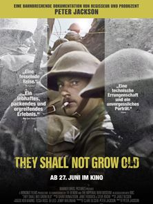 They Shall Not Grow Old Trailer OmdU