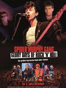 Spider Murphy Gang - Glory Days of Rock 'n' Roll Trailer DF