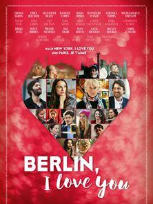 Berlin, I Love You Trailer DF
