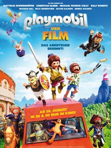 Playmobil - Der Film Trailer DF