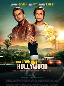 Once Upon A Time... In Hollywood Trailer DF