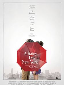 A Rainy Day in New York Trailer DF