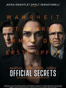Official Secrets Trailer DF