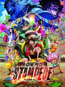 One Piece: Stampede Trailer OmdU