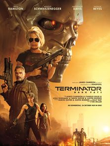 Terminator 6: Dark Fate Trailer DF