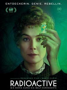 Radioactive - Wie Marie Curie die Welt veränderte Teaser OV