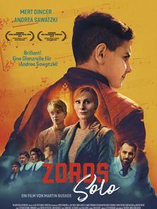 Zoros Solo Trailer DF