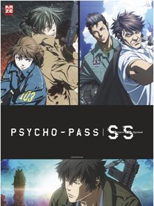 Psycho-Pass: Sinners of the System Trailer OmeU