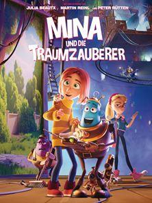 Mina und die Traumzauberer Trailer (2) DF