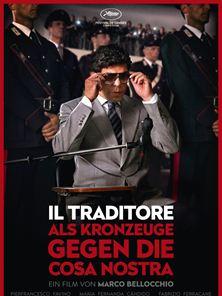 Il Traditore - Als Kronzeuge gegen die Cosa Nostra Trailer DF