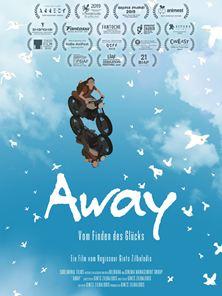 Away - Vom Finden des Glücks Trailer DF