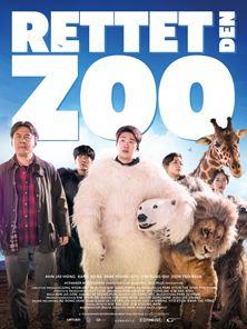 Rettet den Zoo Trailer DF