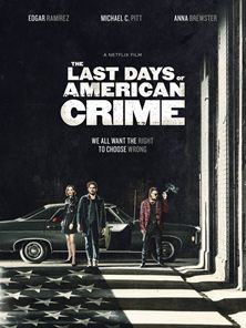 The Last Days of American Crime Trailer DF