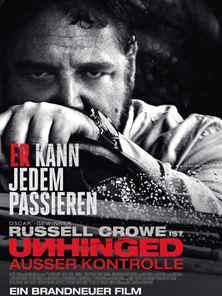 Unhinged - Ausser Kontrolle Trailer OV