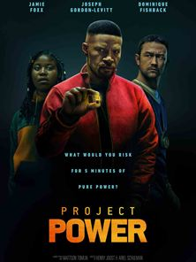 Project Power Trailer DF