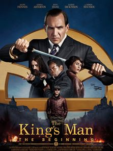 The King's Man: The Beginning Trailer DF