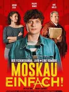 Moskau Einfach! Trailer DF
