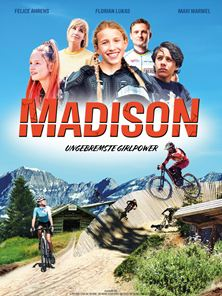 Madison - ungebremste Girlpower Trailer DF