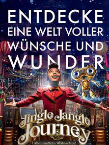 Jingle Jangle Journey: Abenteuerliche Weihnachten! Trailer DF