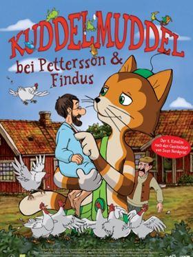 Kuddelmuddel bei Pettersson & Findus