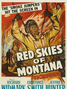Feuerspringer von Montana