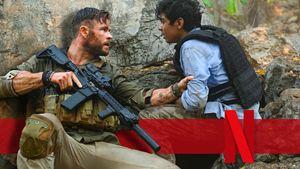 """""""Avengers: Endgame""""-Reunion auf Netflix: Trailer zum Actioner """"Tyler Rake: Extraction"""" mit Chris Hemsworth"""