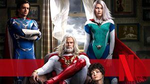 """Ab heute auf Netflix: Frischer Superhelden-Nachschub und der neue Film des """"Tenet""""-Stars"""