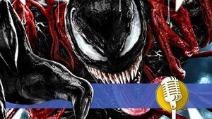 """Wie gut ist """"Venom: Let There Be Carnage""""? Wir diskutieren den neuen Marvel-Blockbuster im Podcast"""