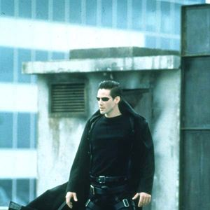 Matrix : Bild Keanu Reeves
