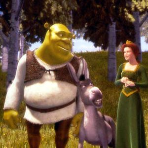 shrek der tollk hne held film 2001. Black Bedroom Furniture Sets. Home Design Ideas