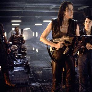 Alien 4 - Die Wiedergeburt : Bild Ron Perlman, Sigourney Weaver, Winona Ryder