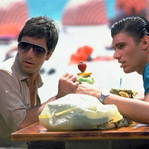Scarface : Bild Al Pacino, Steven Bauer