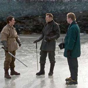 Batman Begins : Bild Christian Bale, Christopher Nolan, Liam Neeson