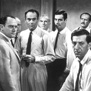 Die 12 Geschworenen : Bild E.G. Marshall, Ed Begley, Henry Fonda, Jack Warden, John Fiedler