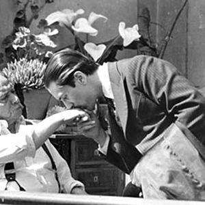 Der Pate II : Bild Giuseppe Sillato, Robert De Niro