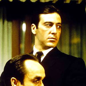 Der Pate II : Bild Al Pacino, John Cazale