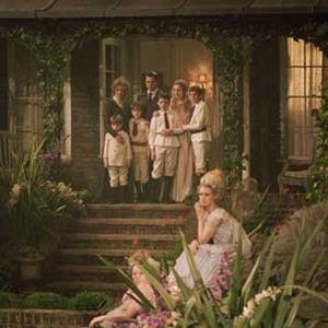 Wenn Träume fliegen lernen : Bild Johnny Depp, Julie Christie, Kate Winslet