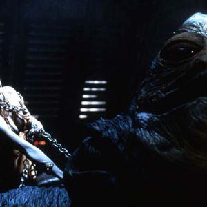Star Wars: Episode VI - Die Rückkehr der Jedi-Ritter : Bild Carrie Fisher, Richard Marquand