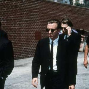 Reservoir Dogs : Bild Harvey Keitel, Tim Roth