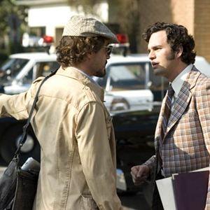 Zodiac - Die Spur des Killers : Bild Mark Ruffalo, Robert Downey Jr.