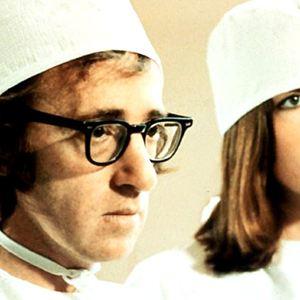 Der Schläfer : Bild Diane Keaton, Woody Allen