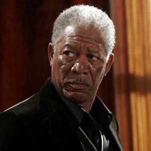 Lucky # Slevin : Bild Morgan Freeman