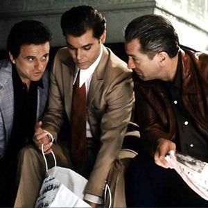 GoodFellas - Drei Jahrzehnte in der Mafia : Bild Joe Pesci, Ray Liotta, Robert De Niro