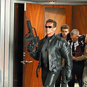 Terminator 3 - Rebellion der Maschinen : Bild Arnold Schwarzenegger, Claire Danes, Jonathan Mostow, Nick Stahl