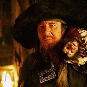 Pirates Of The Caribbean - Am Ende der Welt : Bild Geoffrey Rush