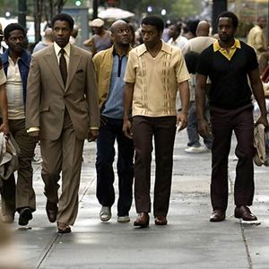 American Gangster : Bild Chiwetel Ejiofor, Common, Denzel Washington, Idris Elba