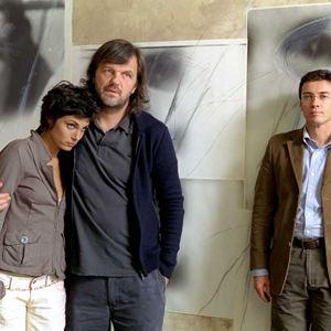 Bild Alessio Boni, Emir Kusturica, Roberto Andò, Valeria Solarino