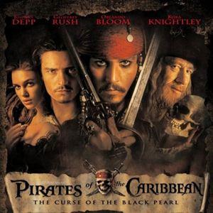 Fluch der Karibik : Kinoposter