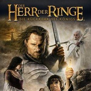 Der Herr der Ringe - Die Rückkehr des Königs : Kinoposter